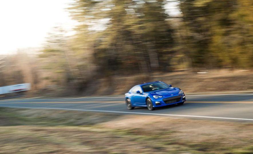 2015 Subaru BRZ Series.Blue Limited Edition - Slide 13