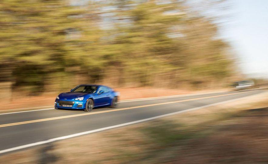 2015 Subaru BRZ Series.Blue Limited Edition - Slide 15