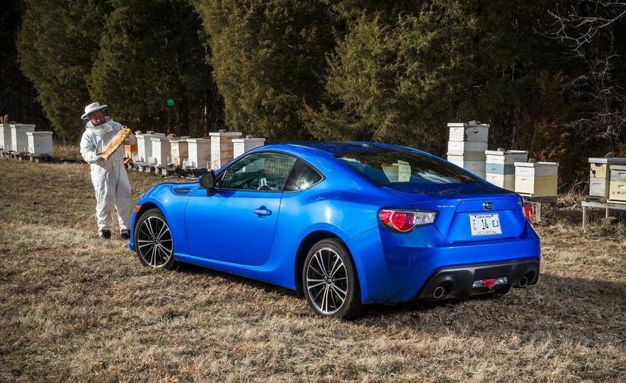 2015 Subaru BRZ Series.Blue Limited Edition - Slide 18
