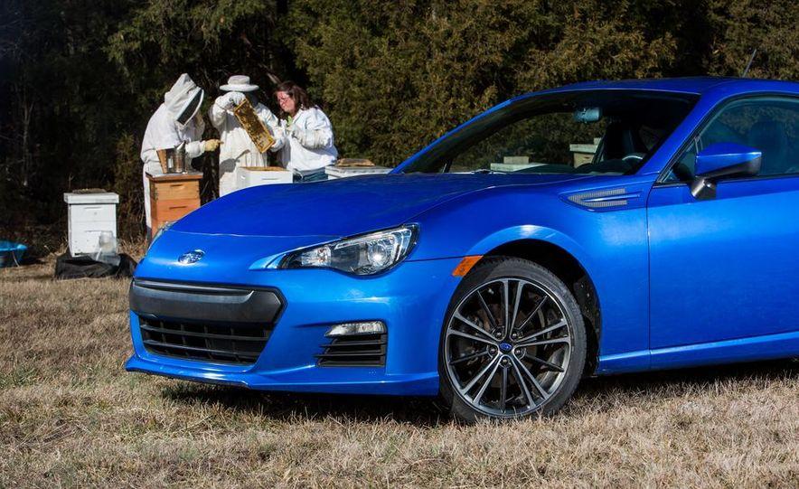 2015 Subaru BRZ Series.Blue Limited Edition - Slide 19