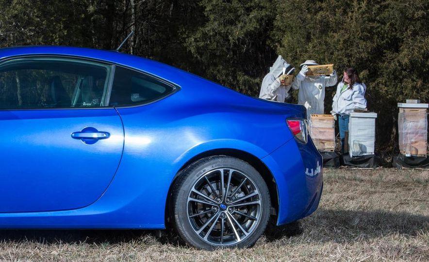 2015 Subaru BRZ Series.Blue Limited Edition - Slide 22