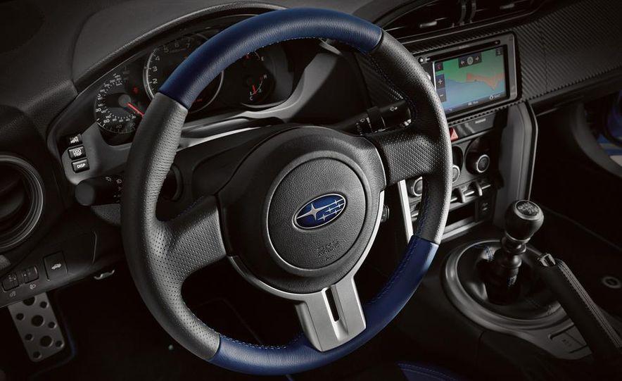 2015 Subaru BRZ Series.Blue Limited Edition - Slide 7