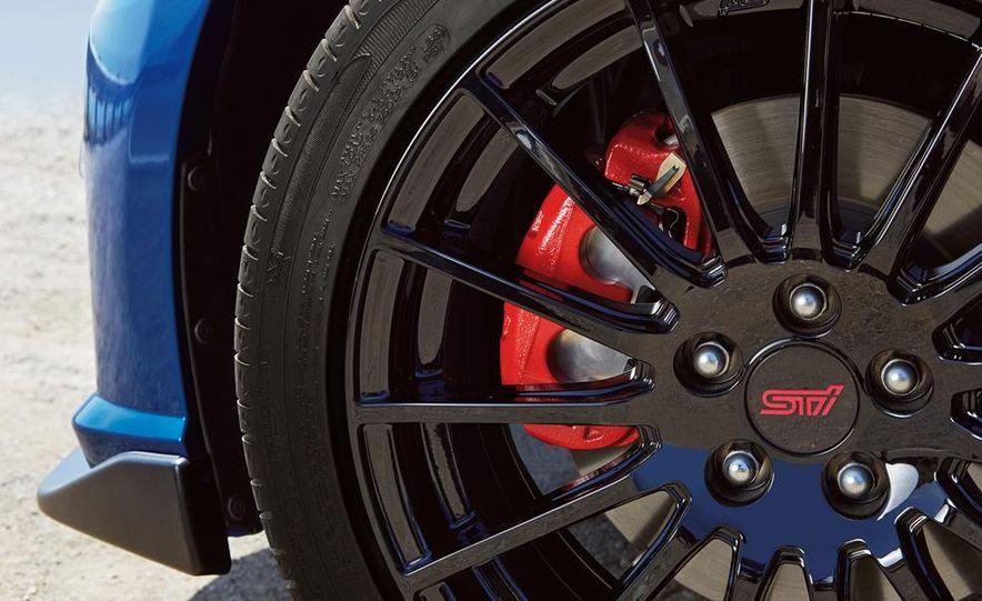 2015 Subaru BRZ Series.Blue Limited Edition - Slide 6