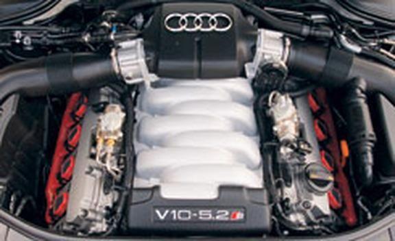 Audi S - 2007 audi s8