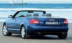 Audi A Cabriolet - 2003 audi a4