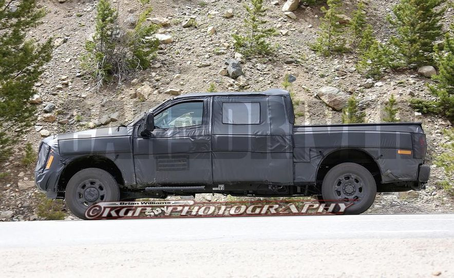 2016 Ford F-250 Super Duty (spy photo) - Slide 14