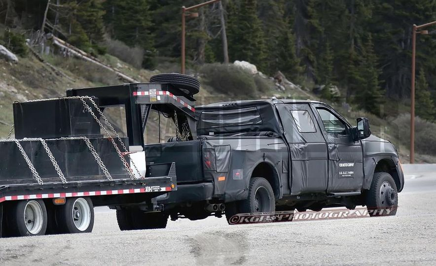 2016 Ford F-250 Super Duty (spy photo) - Slide 31