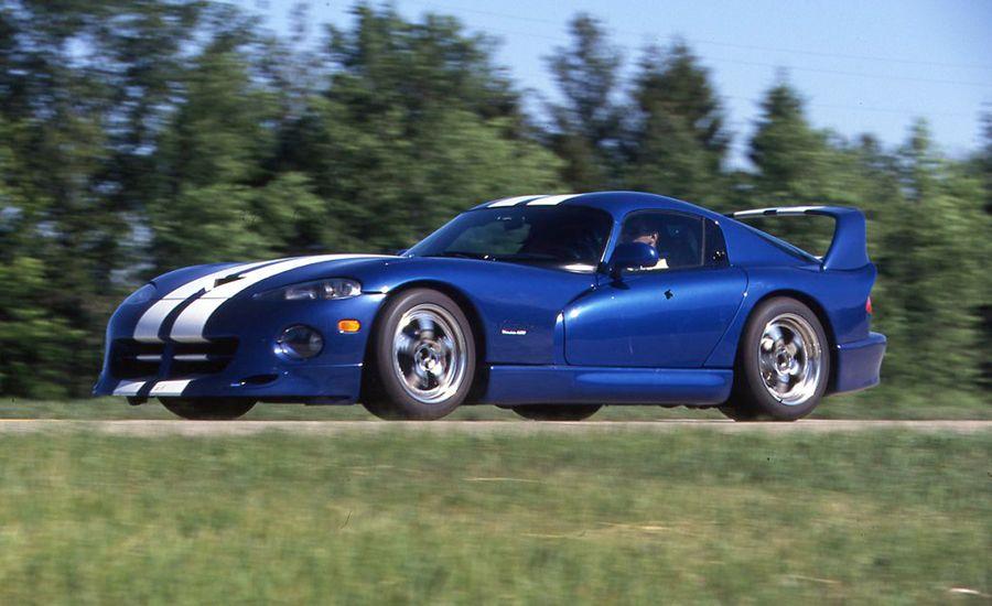 Hennessey Venom 600GTS Dodge Viper