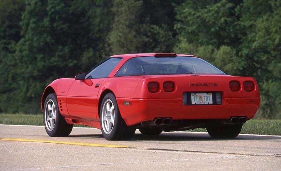 Lingenfelter Chevrolet Corvette 415 ZR-1