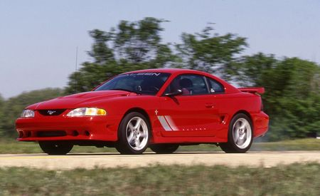 Saleen S351 Ford Mustang