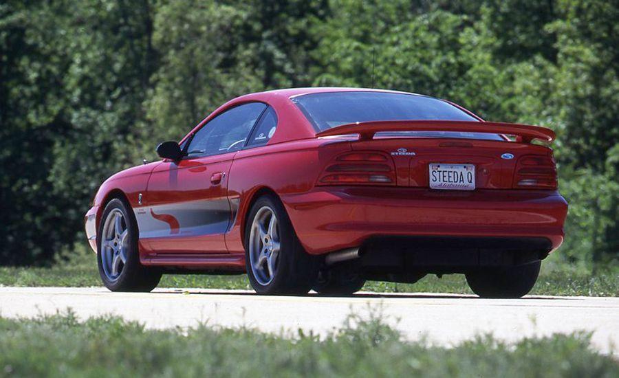 Steeda Q Ford Mustang