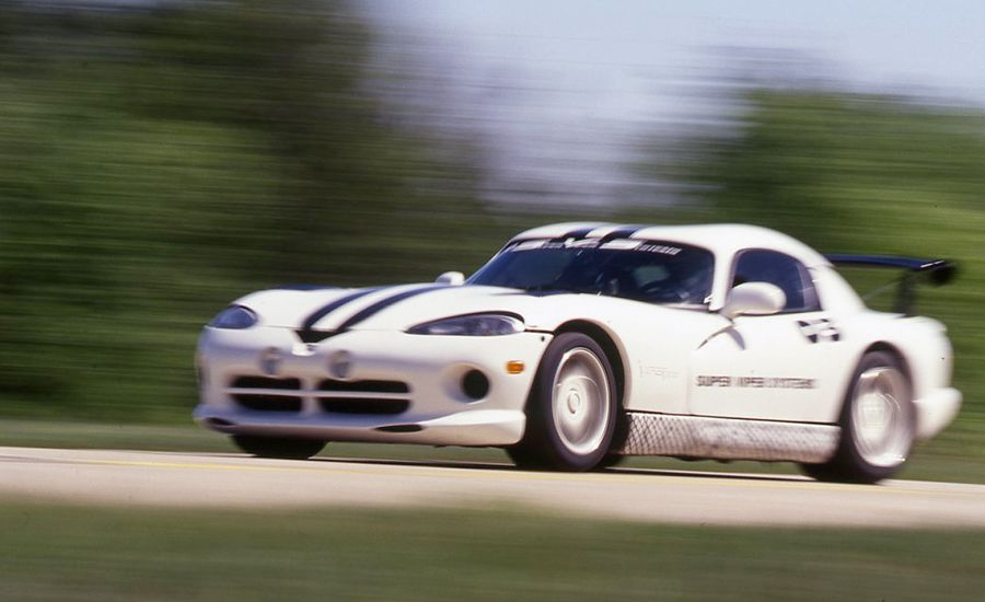 SVSi Dodge Viper RT/10