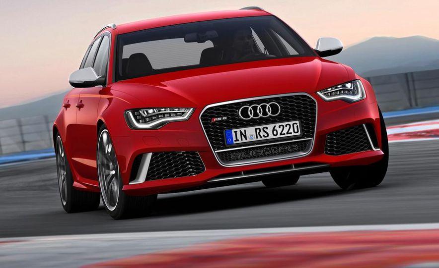 2014 Audi RS6 Avant - Slide 1