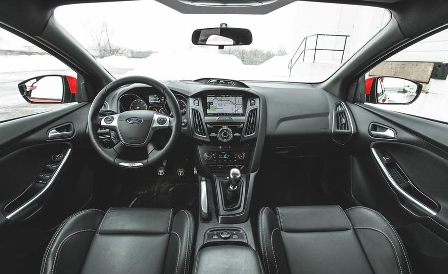 2015 Ford Focus ST diesels - Slide 38