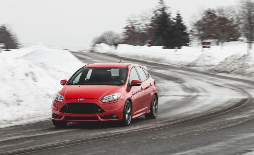 2015 Ford Focus ST diesels - Slide 14