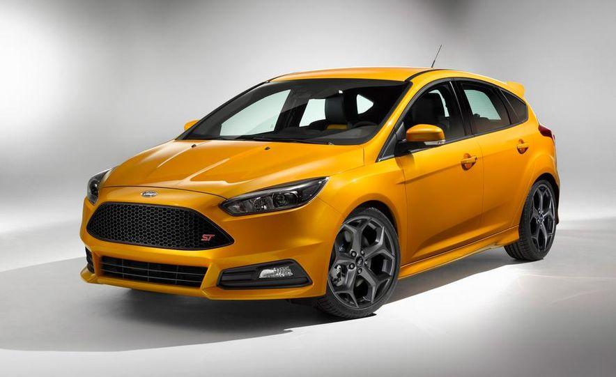 2015 Ford Focus ST diesels - Slide 6