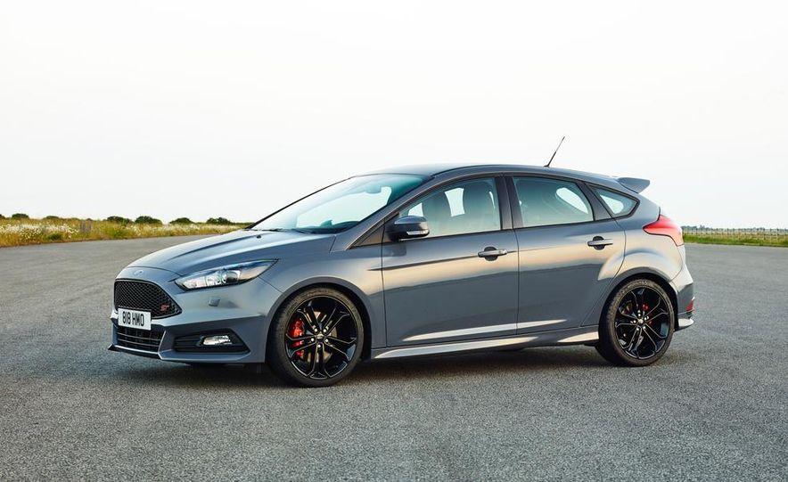 2015 Ford Focus ST diesels - Slide 4