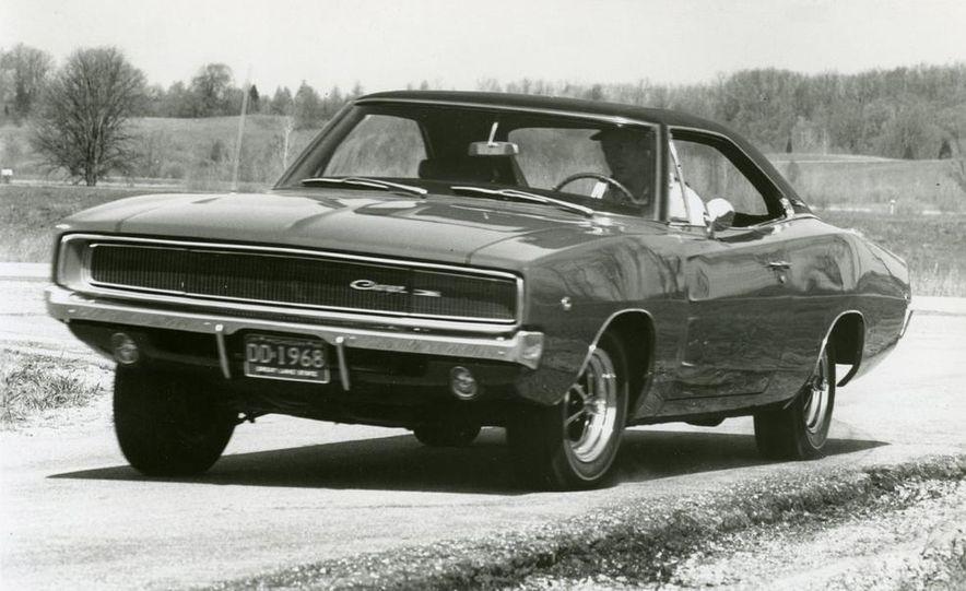1968 Dodge Charger - Slide 1