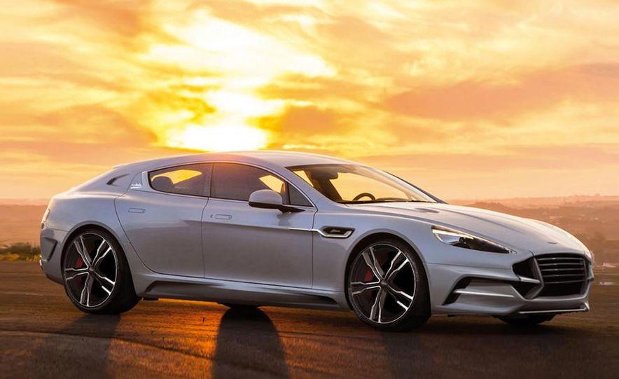 ARES Aston Martin Rapide S Shooting Brake - Slide 1