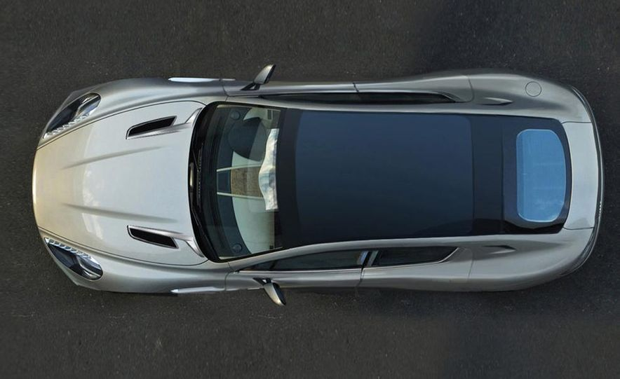 ARES Aston Martin Rapide S Shooting Brake - Slide 2