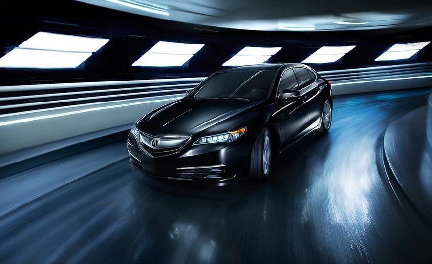 2015 Acura TLX - Slide 1