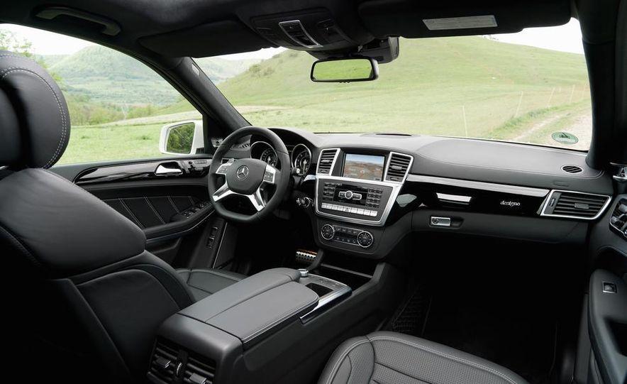 2014 Mercedes-Benz GL63 AMG - Slide 8