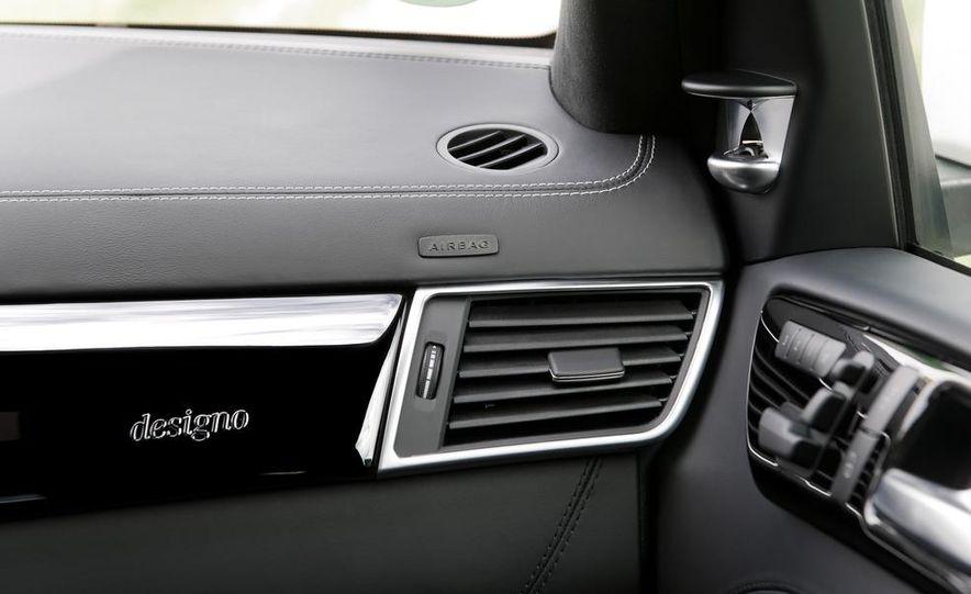 2014 Mercedes-Benz GL63 AMG - Slide 10