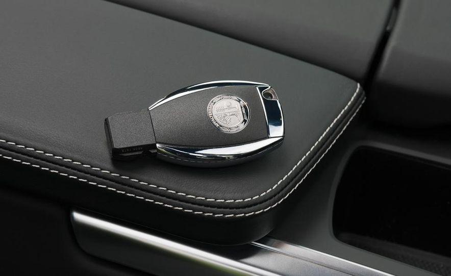 2014 Mercedes-Benz GL63 AMG - Slide 12