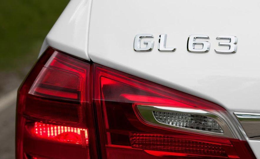 2014 Mercedes-Benz GL63 AMG - Slide 5