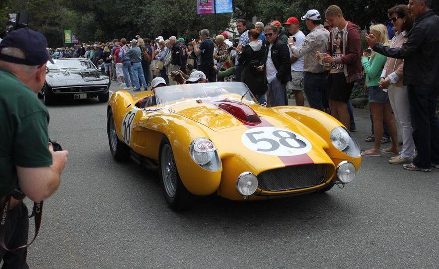1955 Ferrari 250GT Europa - 2014 Pebble Beach Concours d'Elegance - Slide 9