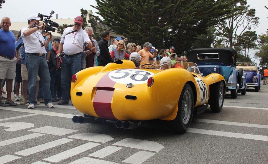 1955 Ferrari 250GT Europa - 2014 Pebble Beach Concours d'Elegance - Slide 11