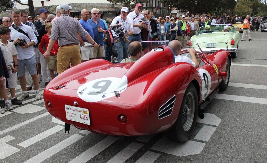 1955 Ferrari 250GT Europa - 2014 Pebble Beach Concours d'Elegance - Slide 21
