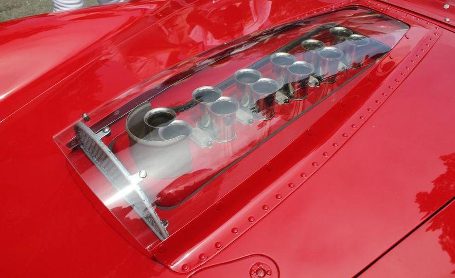 1955 Ferrari 250GT Europa - 2014 Pebble Beach Concours d'Elegance - Slide 44