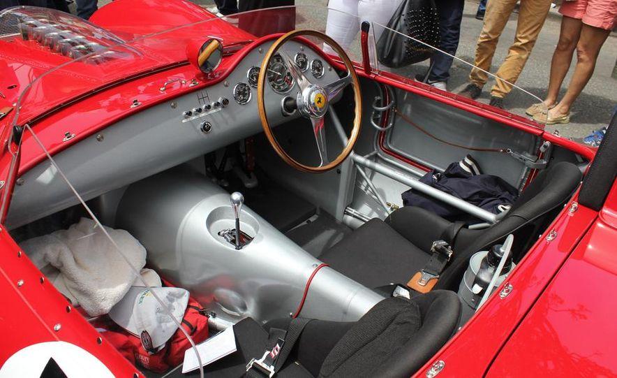 1955 Ferrari 250GT Europa - 2014 Pebble Beach Concours d'Elegance - Slide 45