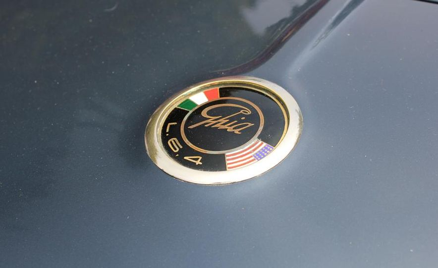 1955 Ferrari 250GT Europa - 2014 Pebble Beach Concours d'Elegance - Slide 48