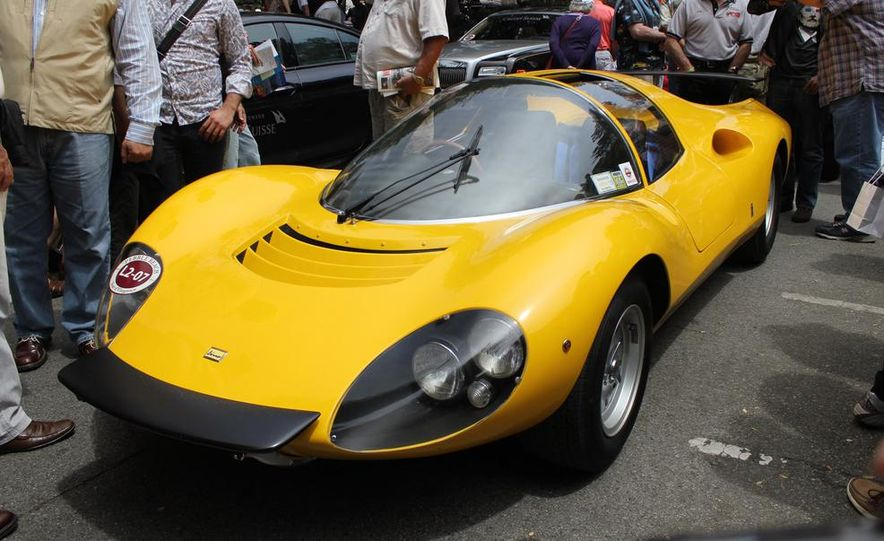 1955 Ferrari 250GT Europa - 2014 Pebble Beach Concours d'Elegance - Slide 30