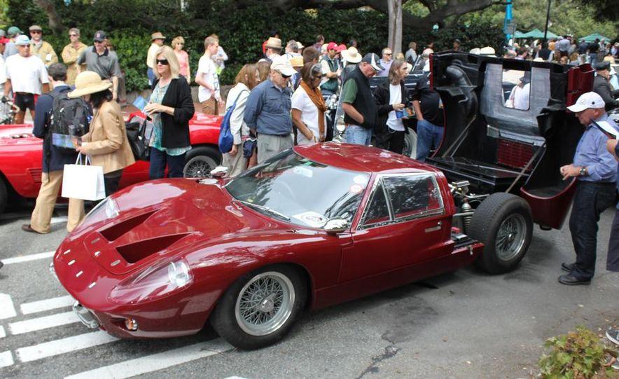 1955 Ferrari 250GT Europa - 2014 Pebble Beach Concours d'Elegance - Slide 65