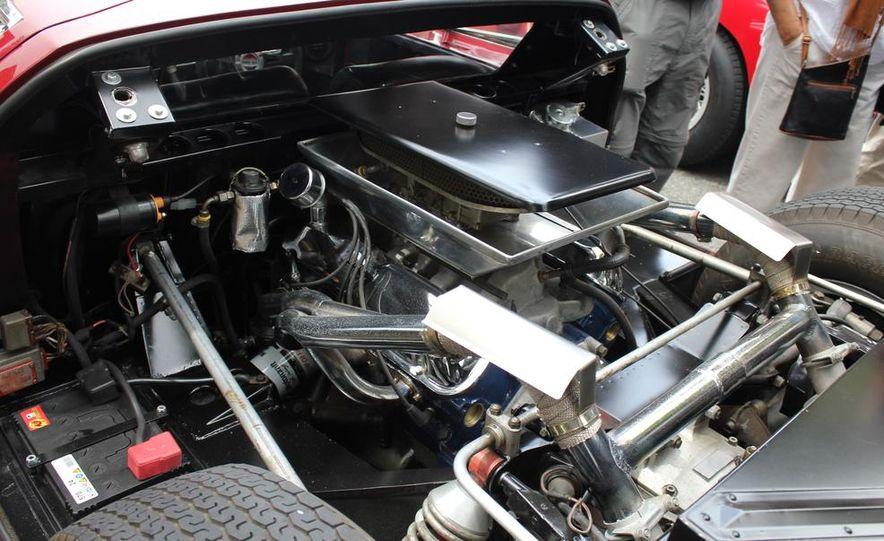 1955 Ferrari 250GT Europa - 2014 Pebble Beach Concours d'Elegance - Slide 66