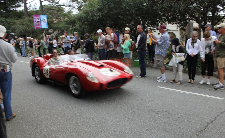 1955 Ferrari 250GT Europa - 2014 Pebble Beach Concours d'Elegance - Slide 83