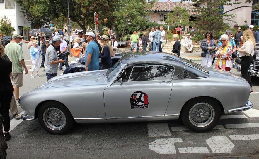 1955 Ferrari 250GT Europa - 2014 Pebble Beach Concours d'Elegance - Slide 93