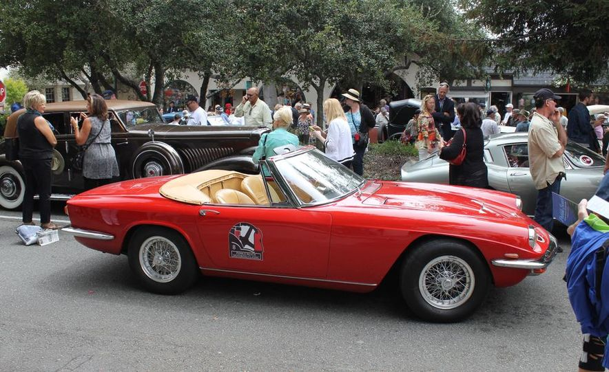 1955 Ferrari 250GT Europa - 2014 Pebble Beach Concours d'Elegance - Slide 94