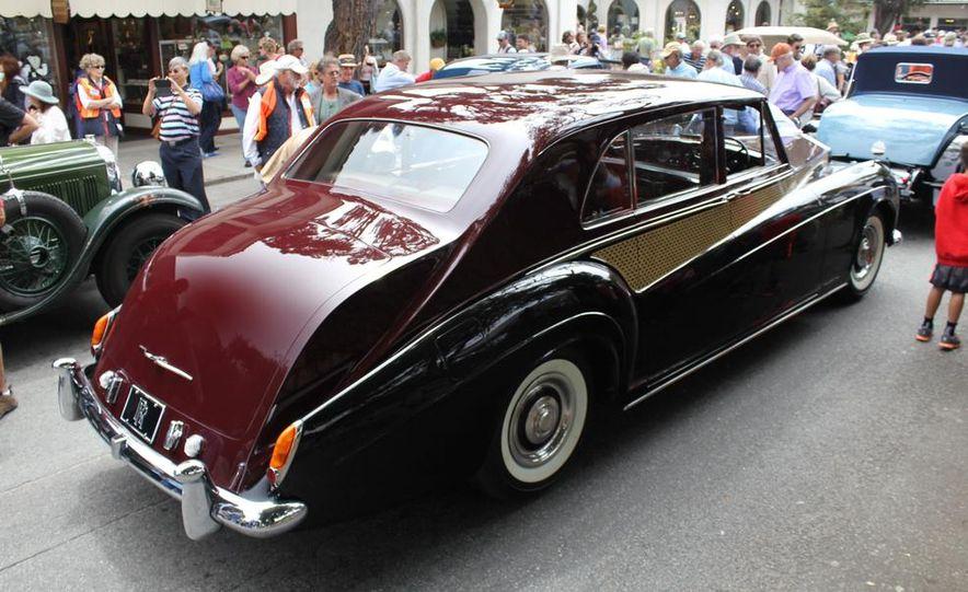 1955 Ferrari 250GT Europa - 2014 Pebble Beach Concours d'Elegance - Slide 99