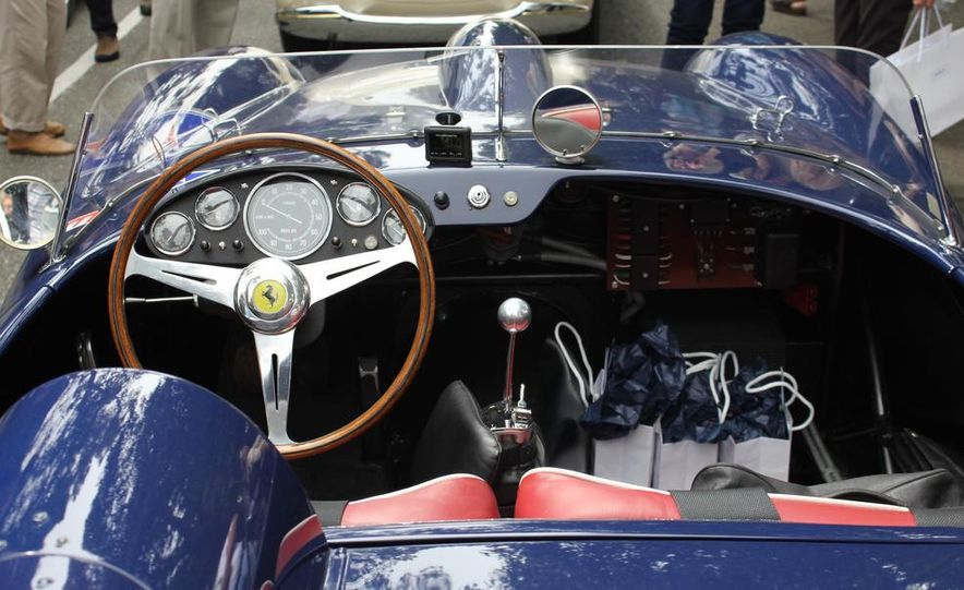 1955 Ferrari 250GT Europa - 2014 Pebble Beach Concours d'Elegance - Slide 109