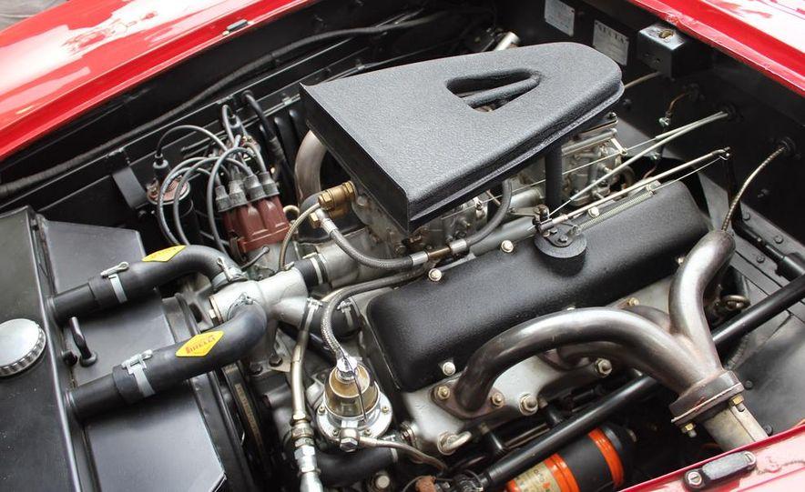 1955 Ferrari 250GT Europa - 2014 Pebble Beach Concours d'Elegance - Slide 114