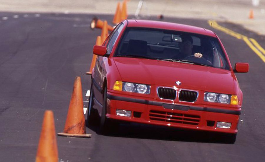 BMW 318ti Sport