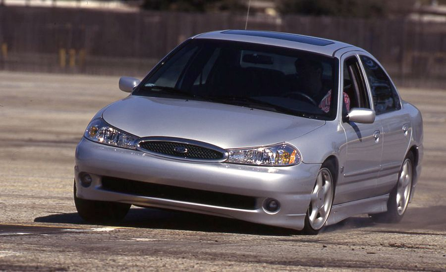 Eagle Cars Reading >> Ford Contour SVT