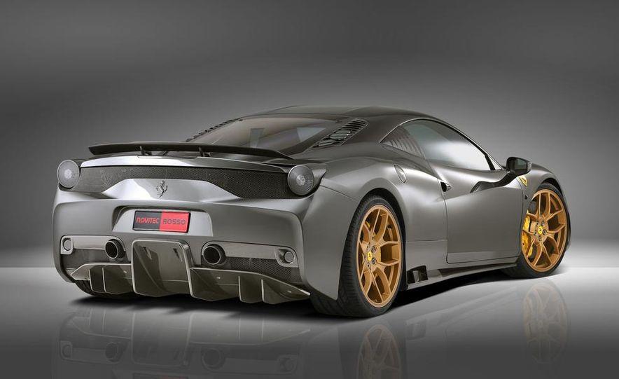 NOVITEC ROSSO Ferrari 458 Speciales - Slide 12
