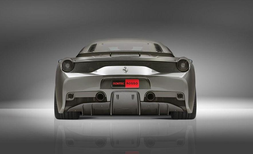 NOVITEC ROSSO Ferrari 458 Speciales - Slide 13