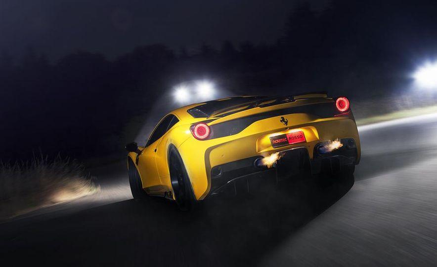 NOVITEC ROSSO Ferrari 458 Speciales - Slide 15