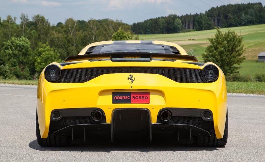 NOVITEC ROSSO Ferrari 458 Speciales - Slide 18